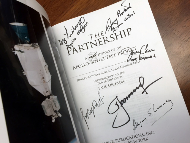 Partnership signed
